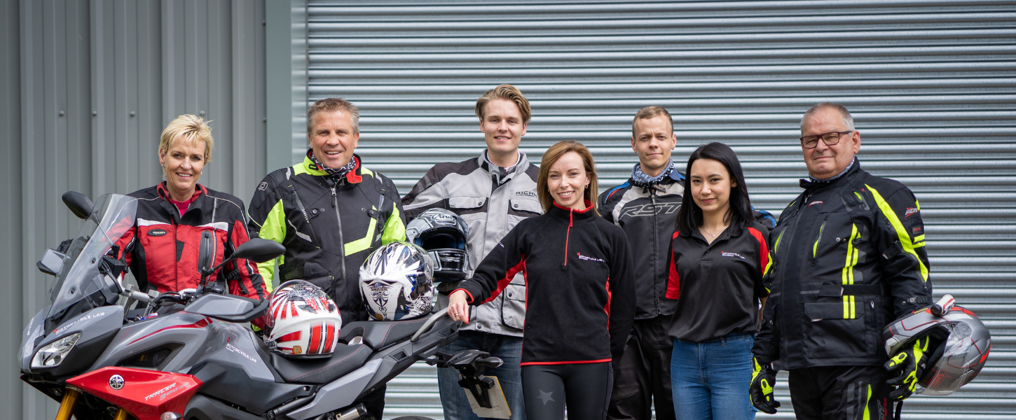 Motorcycle Law Scotland Legal Team